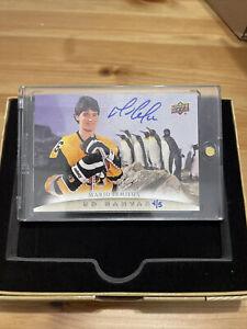 2011-12 Upper Deck Retired Stars Mario Lemieux Pittsburgh Penguins #C242 AUTO /5