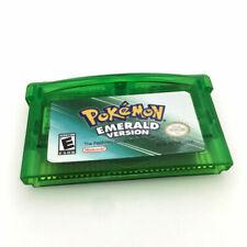 Pokemen EMERALDVersion For Nintendo GBA/SP/NDSI/NDSL Game Card Cartridge