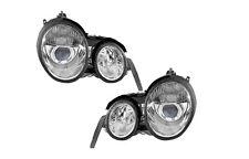 Depo 340-1117PXAS Pair Headlight For E320 E280 E420 E500 E300 E430 E55 AMG