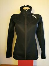 2XU WOMENS CYCLING JACKET With Windproof Front Size S