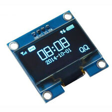 1.3 inch Blue OLED LCD 4Pin Display Module IIC I2C 128x64 3-5V Interface f J1H7