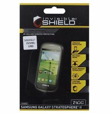 NEW Zagg invisibleSHIELD Screen Protector for Samsung Galaxy Stratosphere 2