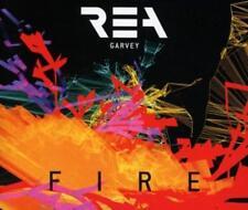 Fire (2-Track) von Rea Garvey (2015)   NEU & OVP