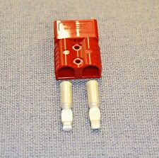 Anderson SB120 un connecteur rouge + 2 x awg # 4 contacts-Plug Batterie esclave aider