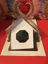 HOUSEWORKS #7002 CLASSIC WOOD DORMER WINDOW FOR DOLLHOUSE NOS FREE SHIPPING