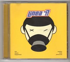 (GL665) Linea 77, Too Much Happiness - 2000 CD