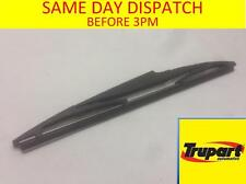 VAUXHALL ASTRA GTC COUPE MK6 J 11- REAR WINDSCREEN WIPER BLADE EXACT FIT GENUINE