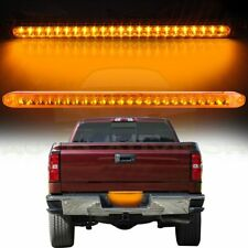 """1x 23 Amber 17"""" Stop Tail Turn Brake Clearance Marker Id Light Bar Utility(Fits: Whippet)"""