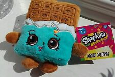 ☆ Shopkins Chocolate Coin Purse, Toys & Games,  New with tag. Moose Sambro.