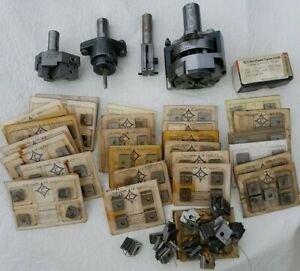 Tool Lot Soma ASTT00 USA Cleveland Sz 101 Die Head 40+ Sets Of Chasers Holders