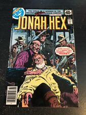 Jonah Hex#21 Awesome Condition 8.0(1979) Alcazar Art!!