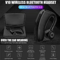 Wireless Bluetooth 5.0 Headset Sport Stereo Headphone Earphone Microphone Earbud