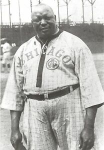 RUBE FOSTER 8X10 PHOTO CHICAGO AMERICAN GIANTS BASEBALL PICTURE NEGRO LEAGUE