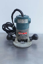 Bosch Router 1601 w/ Base 25,000 RPM 115 VAC - Made in USA - WORKING