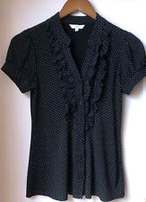 new look shirt blouse size 10