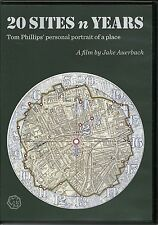 20 SITES n YEARS DVD TOM PHILLIPS' PERSONAL PORTRAIT OF A PLACE BY JAKE AUERBACH