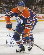 Edmonton Oilers Rob Klinkhammer Autographed Signed 8x10 Photo COA E