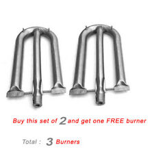 Ss Grill Burner For Aog 24Np, 24Pc, 30Nb, 30Pc, 36Nb, 36Pc U Shaped Models