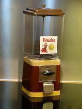 Kaugummiautomat und Nussautomat aus den 80er Jahren - kultig - 50 Cent