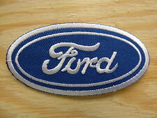 ECUSSON PATCH THERMOCOLLANT FORD henry nascar t a gm edsel hot rod custom logo