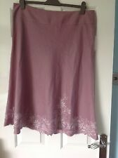 Ladies Skirt From BHS Size 18 In Very Good Condition