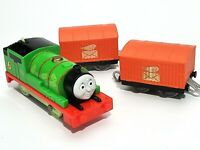 THOMAS & FRIENDS TRACK MASTER THE TRAIN PERCY MAIL Lot MOTORIZED TESTED WORKING