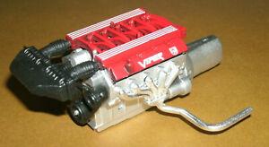 1/18 Scale 1996 Dodge Viper GTS GT2 8.0 Liter 488ci V10 Engine - Maisto Car Part