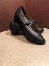 Theresia Black Mary Jane Heel Pumps Heels Shoes Germany Sz 7 U.S. Sz 9