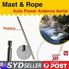 Electric Power Antenna Mast Rope Aerial For Landcruiser 80 Series GXL 1990-1998