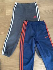 New listing *Lot of 2 Boy's Athletic Sweatpants Adidas Size 7* Excellent