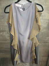 Marni silk dress size 38 made in Italy New