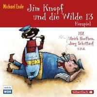 MICHAEL ENDE - JIM KNOPF UND DIE WILDE 13 (WDR HSP) HÖRBUCH HAMBURG 3 CD NEW