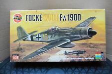 AIRFIX 1/72 GERMAN FOCKE WULF FW 1900 AIRCRAFT MODEL KIT BOXED 01064
