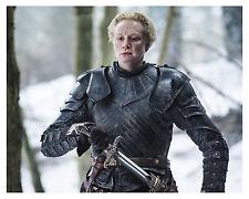 (( *GAME OF THRONES* ))( Gwendoline Christie) (Brienne Of Tarth) 8x10 Photo (c)