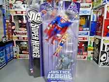 DC Superheroes Justice League Unlimited Superman / Supergirl / Steel