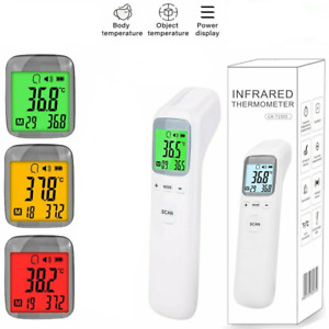 Infrared Temperature Thermometer Digital Forehead Baby Adult Body Gun Non-touch