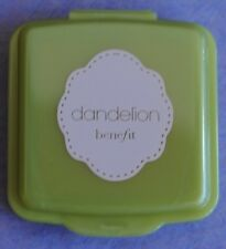 Benefit Sample Powders Hoola Dandelion Rockateur Galifornia Gold Rush New U Pick