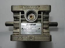 Zimm  Spindel- Hubgetriebe / Typ : Z-5-RN / sehr guter Zustand