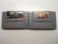 HOME ALONE AND HOME ALONE 2:LOST IN NEW YORK - SNES GAMES ONLY