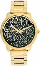 Diesel Women's Flare DZ5521 Gold Stainless-Steel Quartz Dress Watch