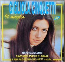 Gigliola Cinquetti - Il Meglio - CD