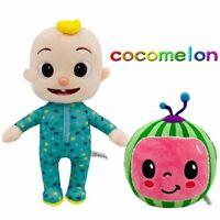 "10.2"" Cocomelon JJ Plush Toy Boy Soft Stuffed Doll Educational Kids Toy Gifts"