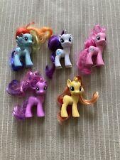 New ListingMy Little Pony 5 Friendship Is Magic G4 Rarity Pinkie Pie Rainbow Dash
