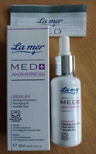 La mer MED+ ANTI-STRESS Serum neu  *Anti-Aging für sensible Haut* 30 ml