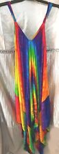 COLORFUL TIE DYED JUMPSUIT SIZE 12-14