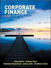 Corporate finance.: with Connect Access Code by David Hillier (Paperback)