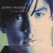 Rivera, Jerry : Mi Historia Musical CD