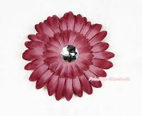 Crystal Daisy Flower Hair Clips for Pettiskirt Skirt