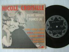 NICOLE CROISILLE / BRAZIL 7INCH PS EP / 596