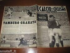 IL CALCIO E CICLISMO ILLUSTRATO 1962/10=ALTAFINI RIVERA=MILAN=PADOVA TORINO=